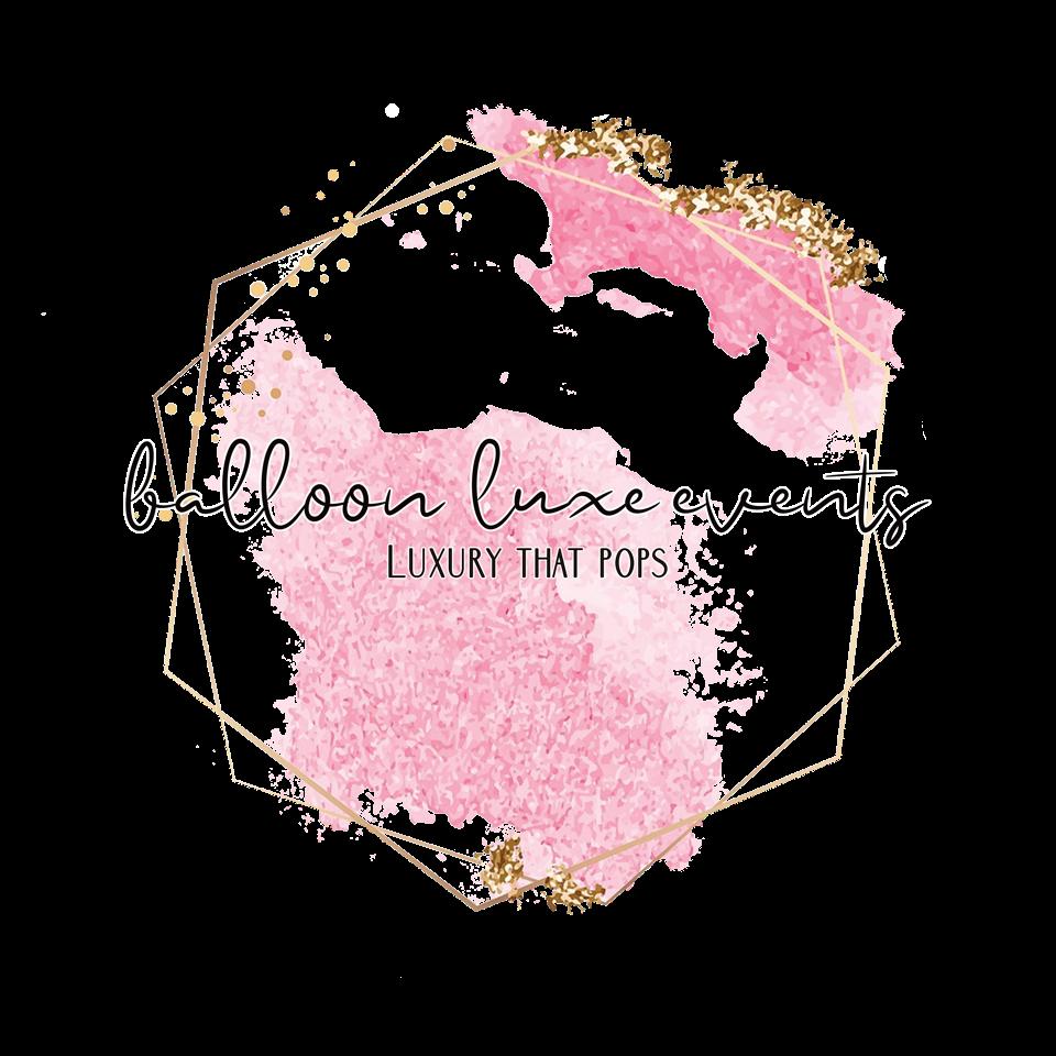 Balloon Luxe Events Logo